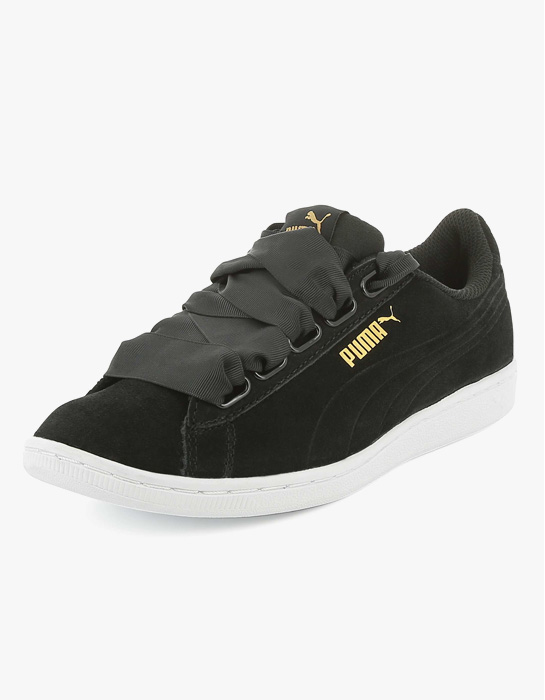 Les baskets basses 'Puma' 'Vikky Ribbon'